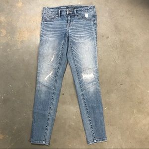 Mossimo Mid-Rise Jegging Size 0/25